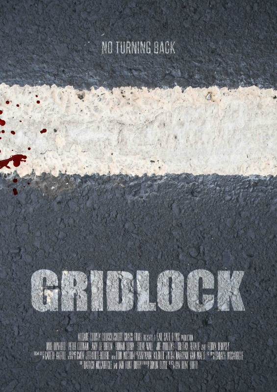 gridlock short film poster interview with director Ian Hunt Duffy