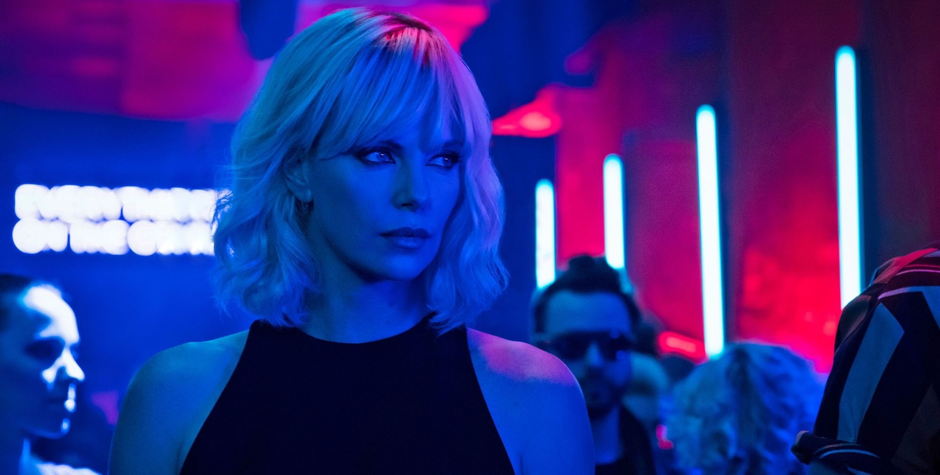 Atomic Blonde 2017 Movie Photo