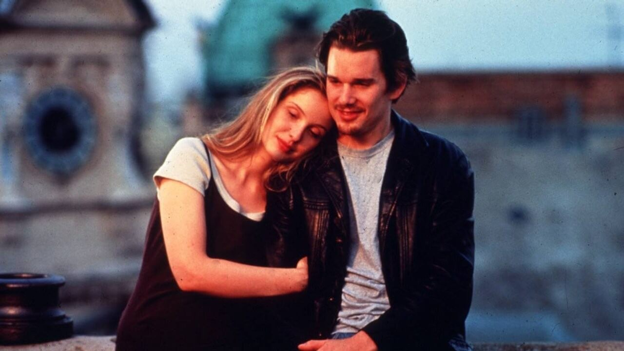 Before Sunrise - Criterion