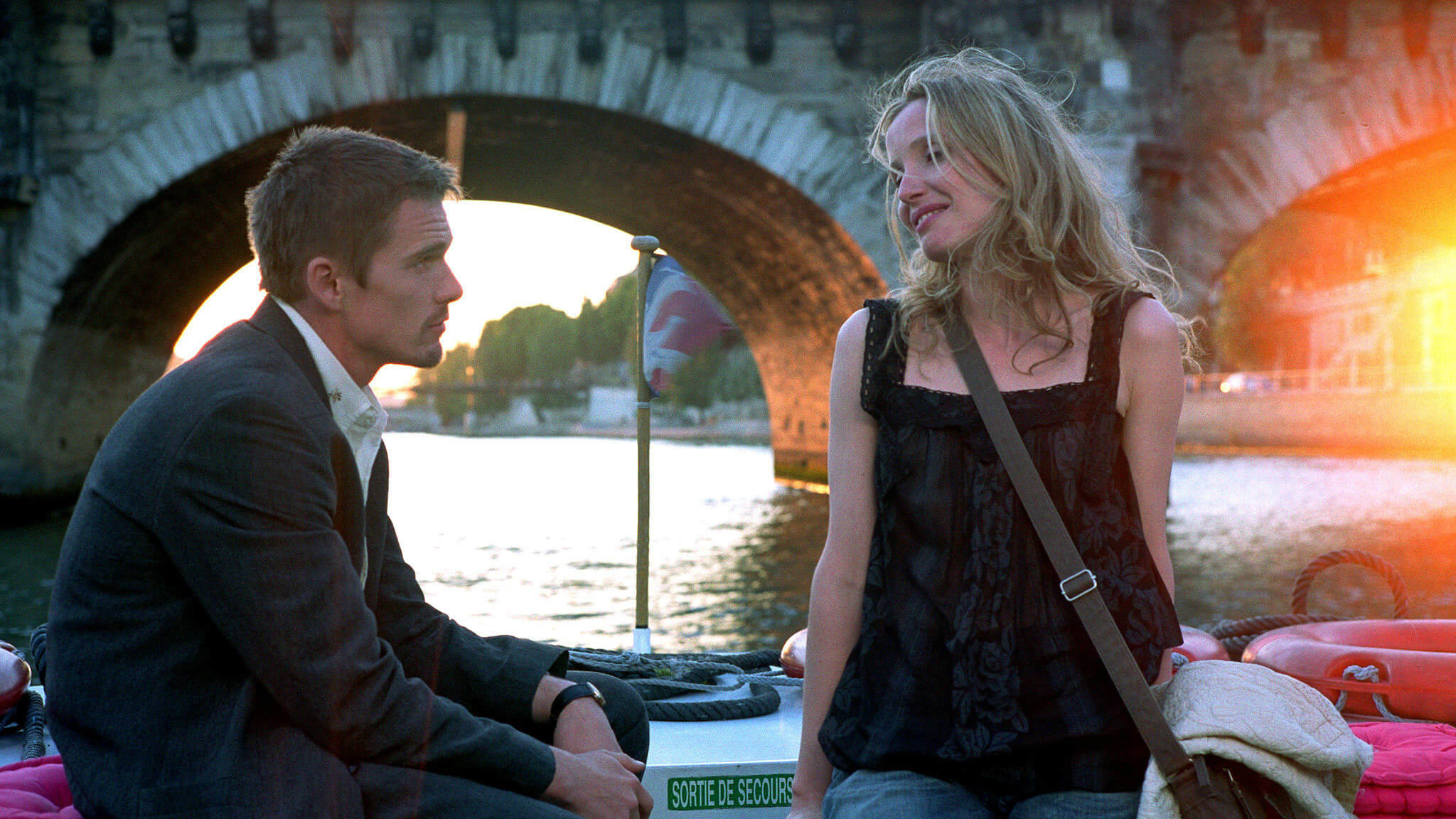 Before Sunset - Criterion Collection Review
