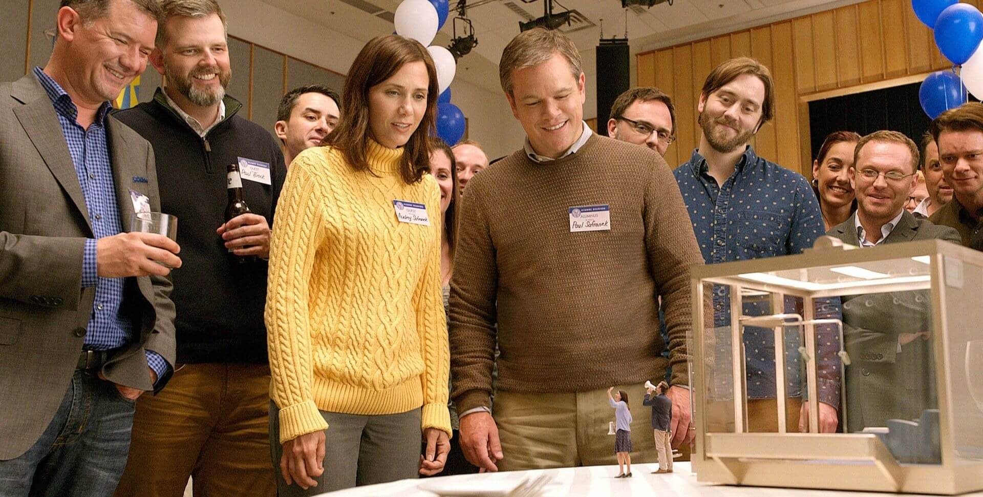 Downsizing 2017 Movie Review