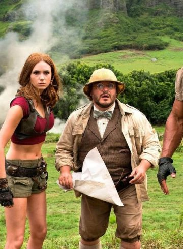Jumanji 2 Welcome to the Jungle 2017 Spoiler Free Movie Review