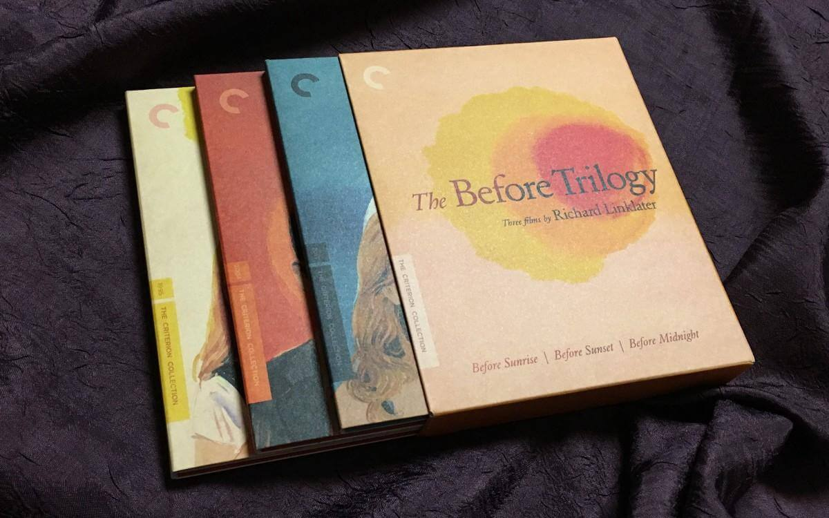 The Before Trilogy set