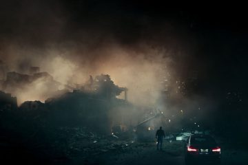 Image from the movie The Cloverfield Paradox