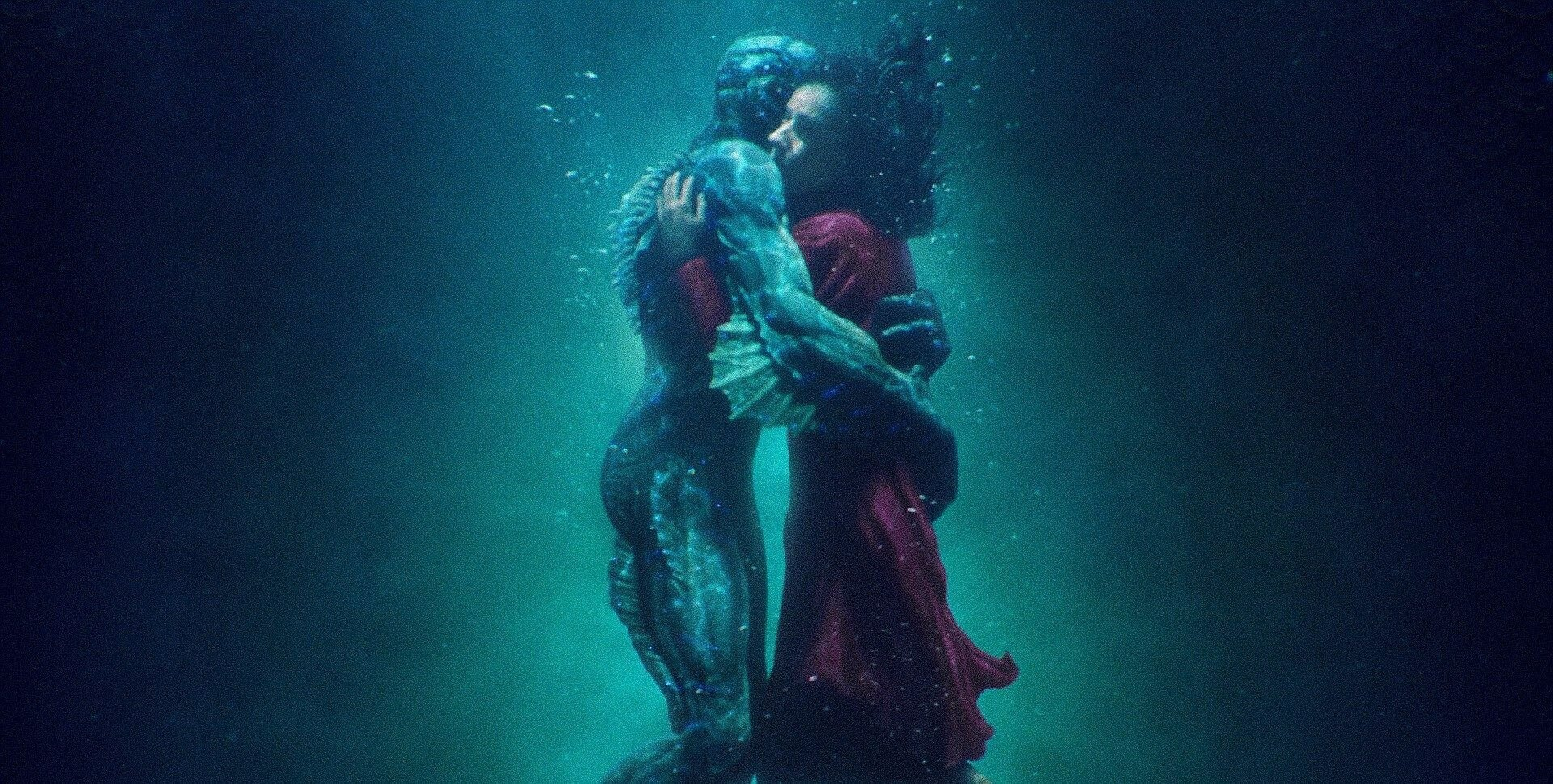 The Shape of Water 2017 Spoiler Free Movie Review