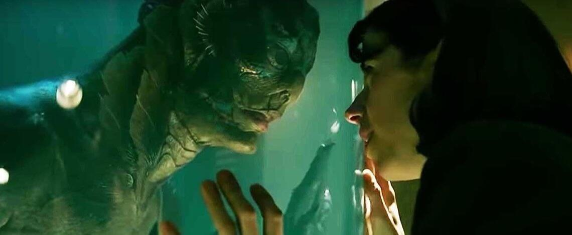 The Shape of Water - Best Movies of 2017