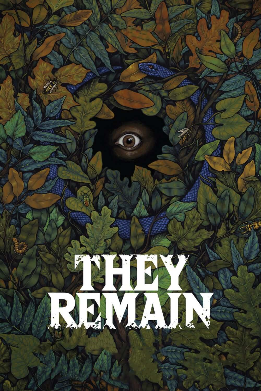 They Remain Movie Poster