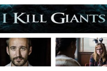 I Kill Giants – Q&A with Director Anders Walter