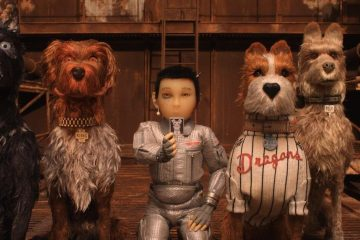 "Image from the movie ""Isle of Dogs"""