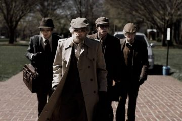 "Image from the movie ""American Animals"""