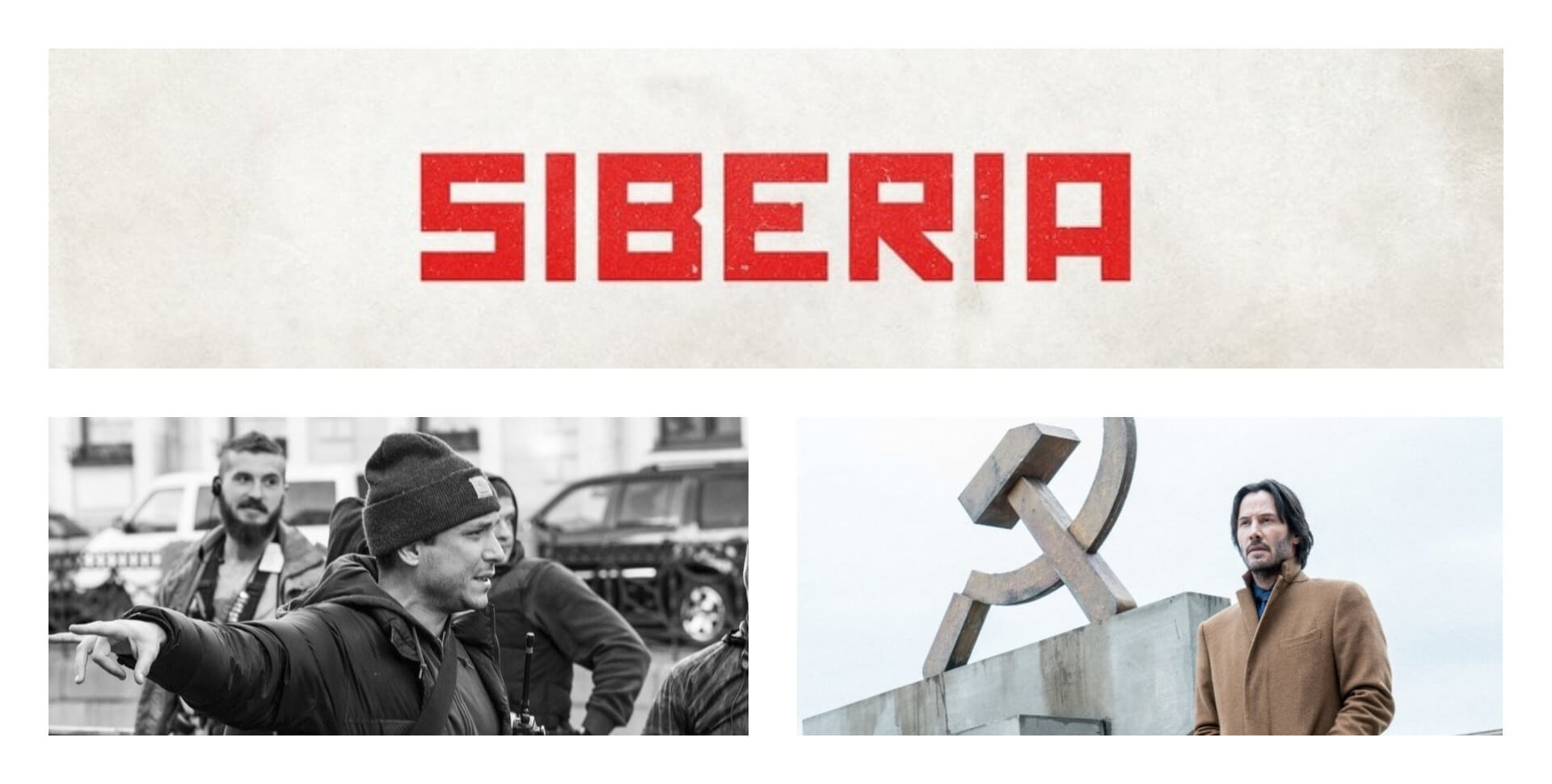 Siberia 2018 - Interview with Director Matthew Ross