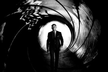 Daniel Craig as James Bond in Skyfall (2012)
