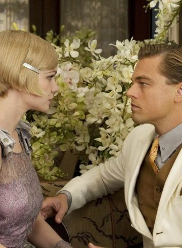 Image from The Great Gatsby - Leonardo DiCaprio and Carey Mulligan
