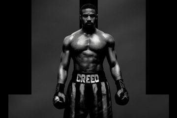 Image of Michael B Jordan from Creed 2 (2018)