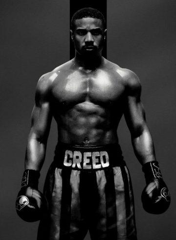 Image of Michael B Jordan from Creed 2 (2018)
