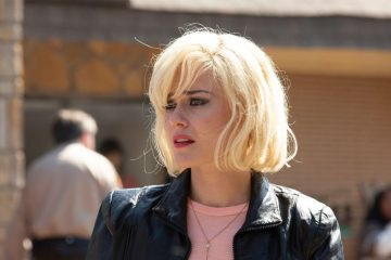 Image of Rachael Taylor from Finding Steve McQueen (2018)