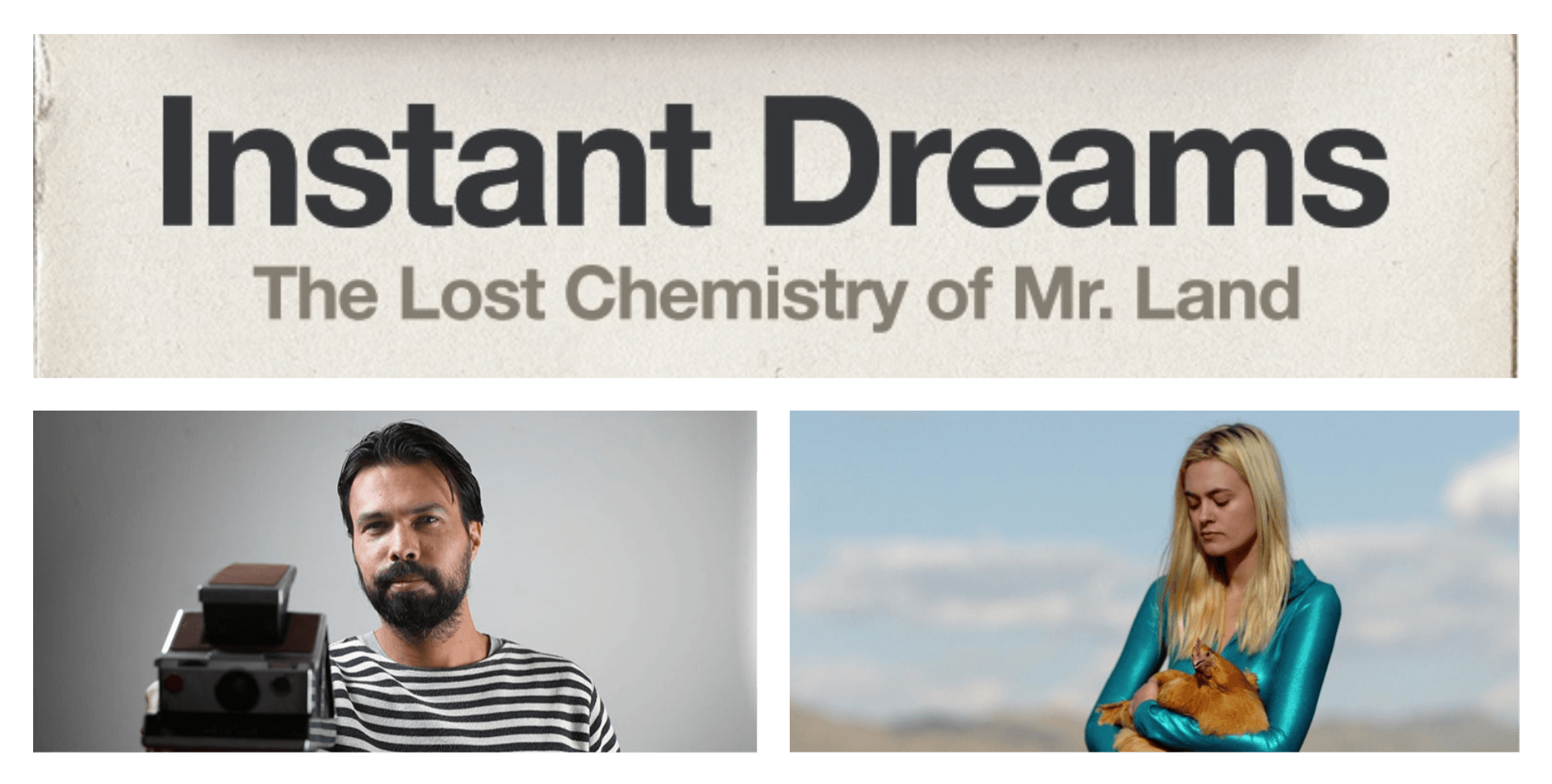 Interview with Willem Baptist 'Instant Dreams'