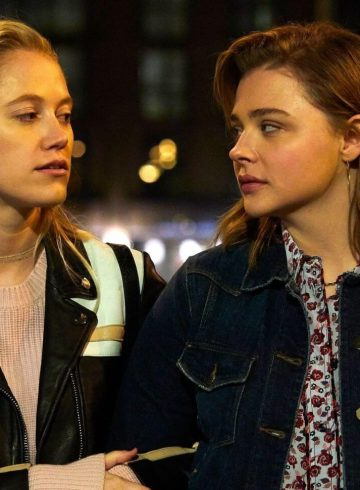 Image of Chloe Grace Moretz and Maika Monroe in Greta (2019)