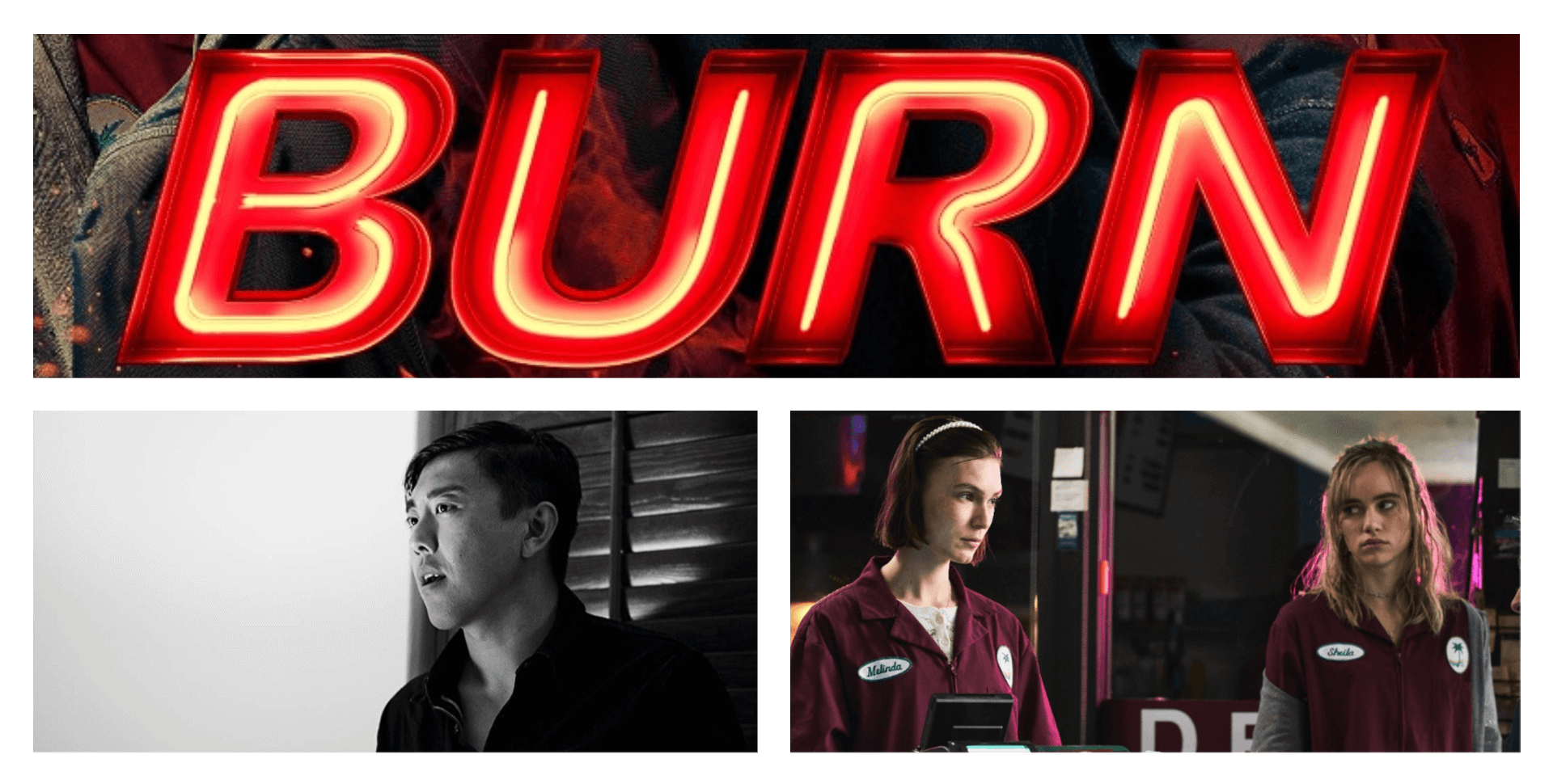 Mike Gan interview of Burn