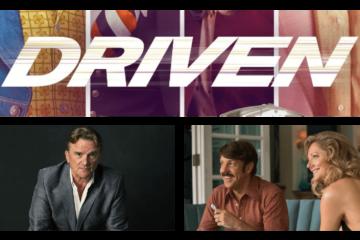 Director Nick Hamm 'Driven'