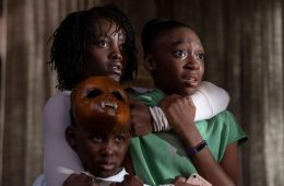 Lupita Nyong'o in horror film, Us (2019)