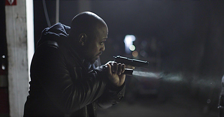 Omar Epps in 'Trick' 2019