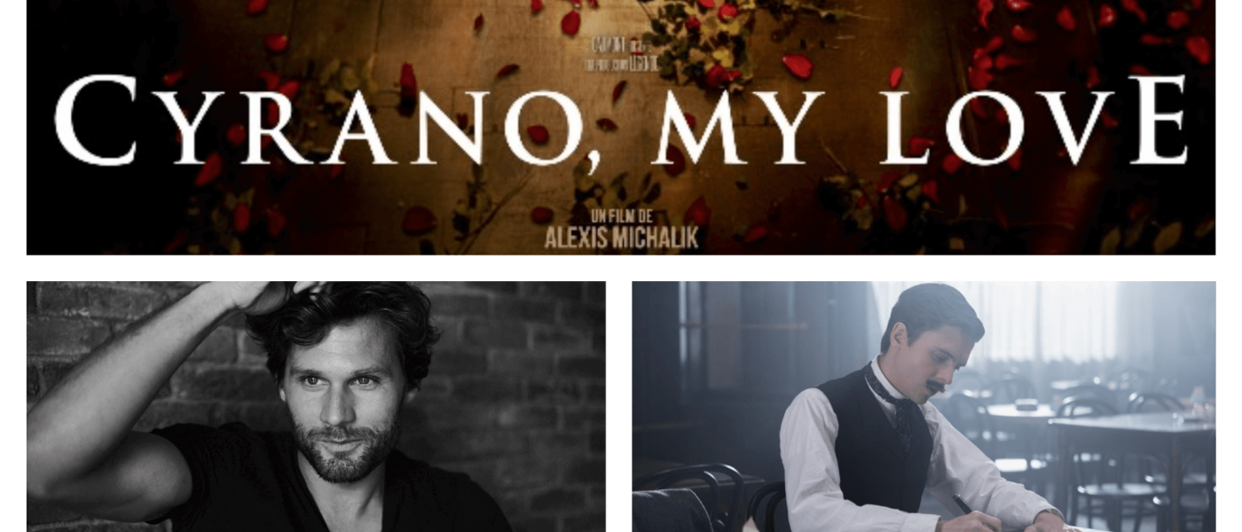 Interview with the movie director of Cyrano My Love, Alexis Michalik