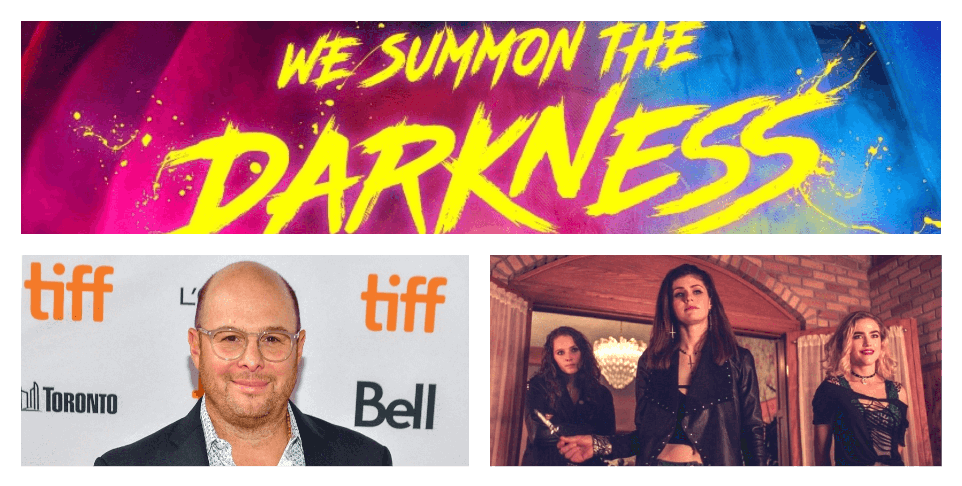 Interview with Marc Meyers - Director of We Summon the Darkness