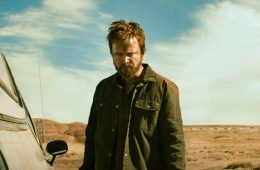 Image of Aaron Paul in El Camino