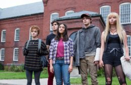 The New Mutants (2020) Film Review