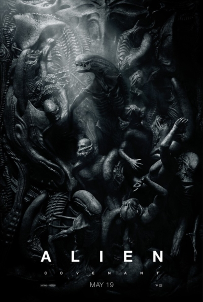 Alien: Covenant 2017 Movie Poster