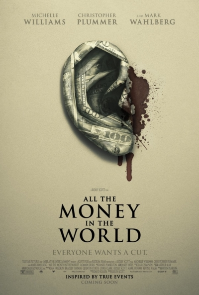 All the Money in the World 2017 2017 Movie Poster