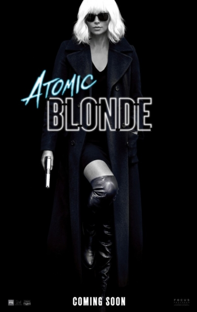 Atomic Blonde 2017 Movie Poster