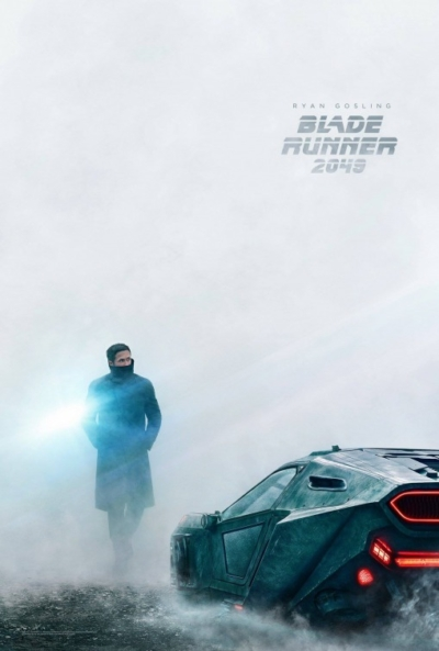 Blade Runner 2049 2017 Movie Poster