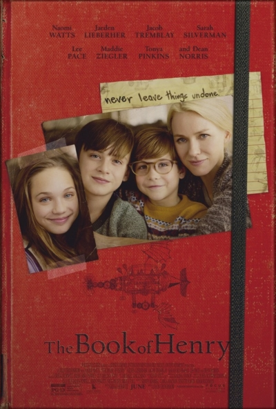 The Book of Henry 2017 Movie Poster