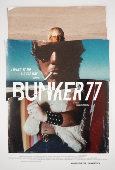 Bunker 77 2017 Movie Poster