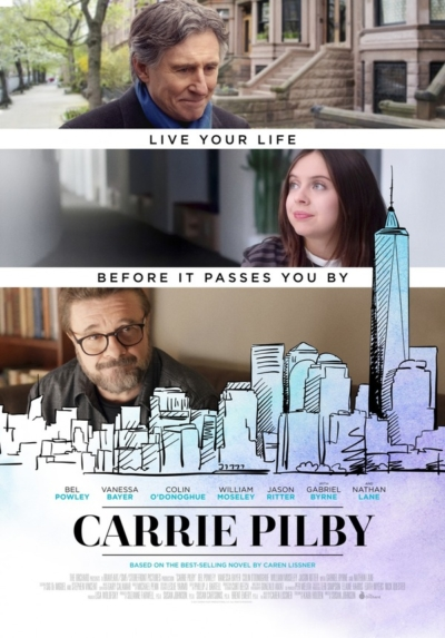 Carrie Pilby 2017 Movie Poster