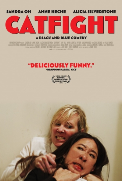 Catfight 2017 Movie Poster
