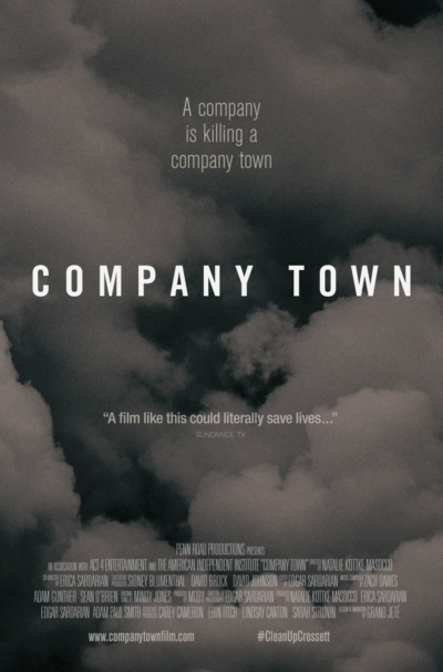 Company Town 2017 Movie Poster