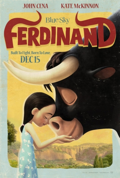 Ferdinand 2017 Movie Poster