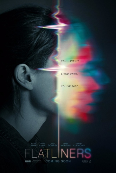 Flatliners 2017 Movie Poster
