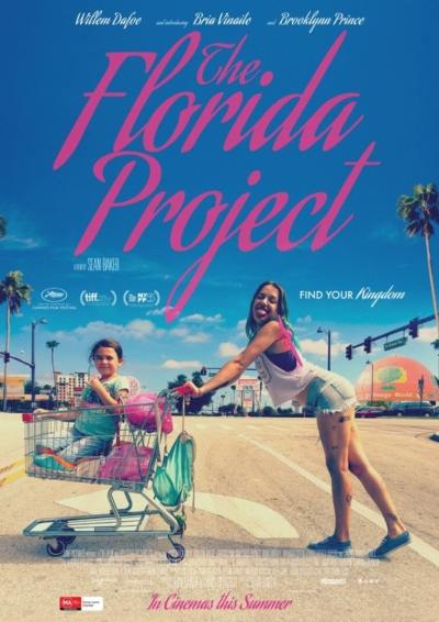 The Florida Project 2017 Movie Poster