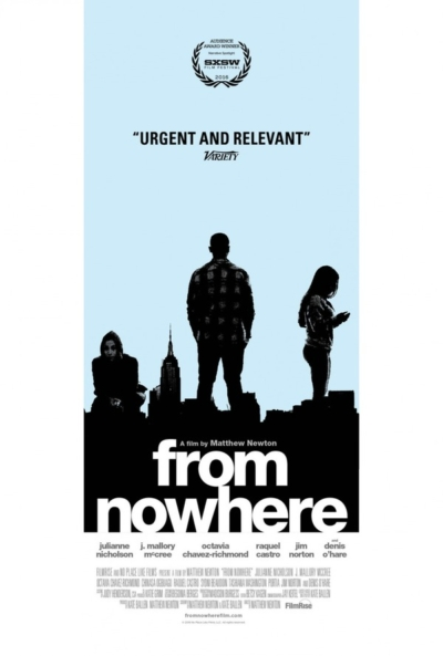 From Nowhere 2017 Movie Poster