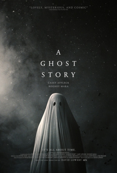 A Ghost Story 2017 Movie Poster