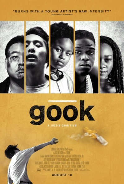 Gook 2017 Movie Poster