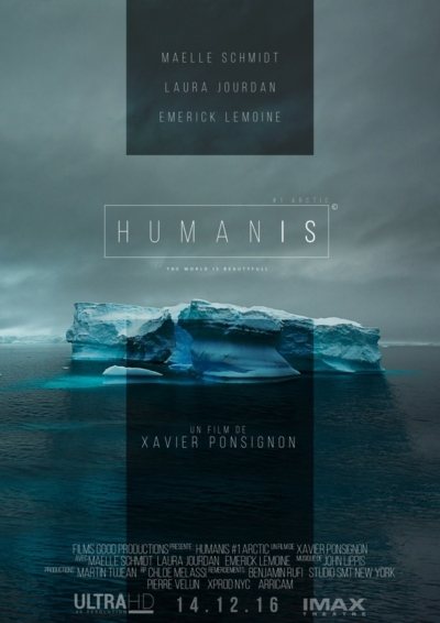Humanis Arctic Adventure Movie Poster