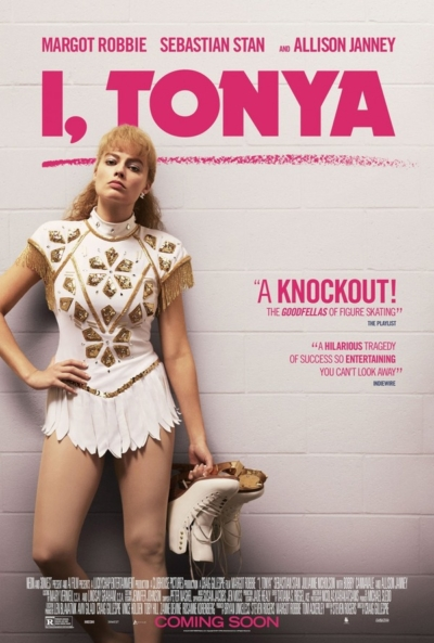 I, Tonya 2017 Movie Poster