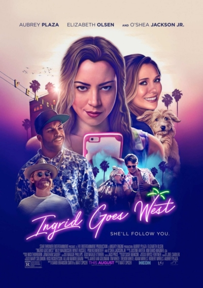 Ingrid Goes West 2017 Movie Poster