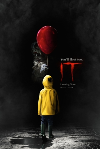 It 2017 Movie Poster