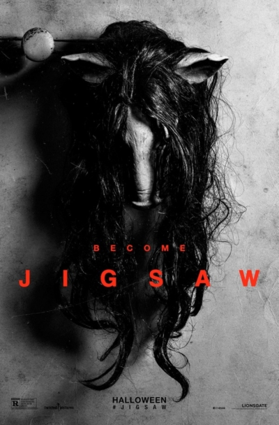 Jigsaw 2017 Movie Poster